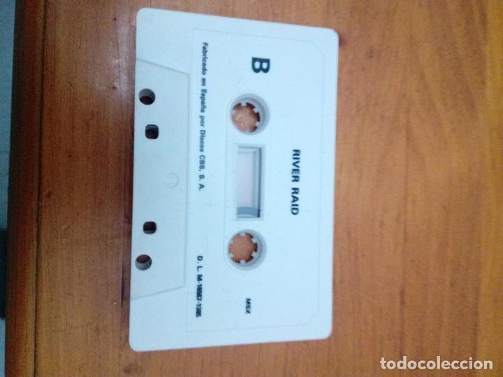 RIVER RAID. MSX. SIN CARATULA. (Juguetes - Videojuegos y Consolas - Msx)