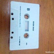 Videojuegos y Consolas: RIVER RAID. MSX. SIN CARATULA. . Lote 189401016