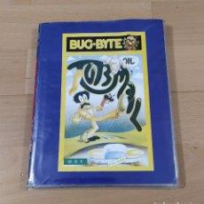 Videojuegos y Consolas: JUEGO CASSETTE MSX TURMOIL BUG-BYTE MIND GAMES ESPAÑA ESTUCHE GRANDE FUNCIONANDO. Lote 189731640