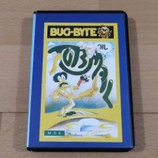 Videojuegos y Consolas: JUEGO FORMATO CASSETTE MSX TURMOIL BUG BYTE MIND GAMES ESPAÑA MUY BUEN ESTADO FUNCIONANDO PERFECTO. Lote 190220682