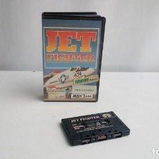 Videojuegos y Consolas: JET FIGHTER CINTA MSX. Lote 191462975
