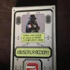 Videojuegos y Consolas: ANTIGUO JUEGOS MSX SPECTRUM AMSTRAD BUSCA LA ACCION ZAFIRO. Lote 194494521