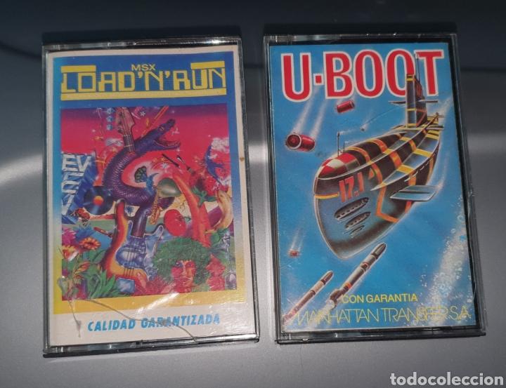Videojuegos y Consolas: ANTIGUO MSX 64 TOSHIBA HOME COMPUTER HX-10 SFS EN SU CAJA RETROVINTAGEJUGUETES - Foto 15 - 195685200