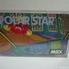 Videojuegos y Consolas: -POLAR STAR -MSX 1984- MADE IN JAPAN -CASSETTE. Lote 196524211