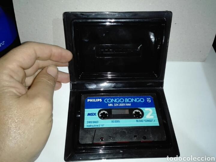 -CONGO BONGO -JUEGO MSX -CASSETTE- SUPER RARO -SIN CARATULA (Juguetes - Videojuegos y Consolas - Msx)
