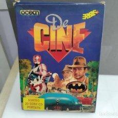 Jeux Vidéo et Consoles: ANTIGUO JUEGO ORDENADOR PARA MSX PACK DE CINE ERBE. Lote 196731273