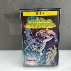 Jeux Vidéo et Consoles: ANTIGUO JUEGO ORDENADOR PARA MSX EL MUNDO PERDIDO. Lote 196769602