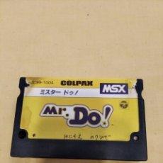 Videojuegos y Consolas: MR. DO! MSX. Lote 197113943