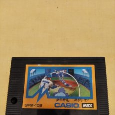 Videojogos e Consolas: EXCITING BASEBALL MSX. Lote 197114552