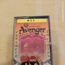 Videojuegos y Consolas: AVENGER MSX. Lote 197115953