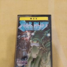 Videojuegos y Consolas: STAR DUST MSX. Lote 197117206
