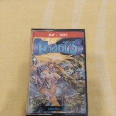 Videojuegos y Consolas: PHANTIS MSX. Lote 197117577