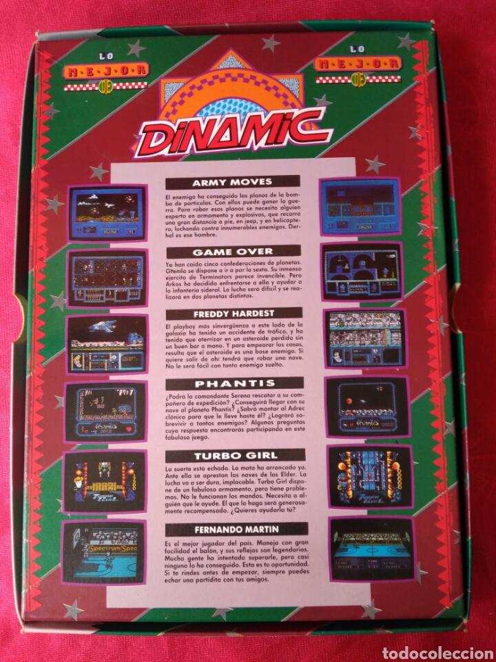 Videojuegos y Consolas: JUEGO MSX LO MEJOR DE DINAMIC - Foto 2 - 197210432