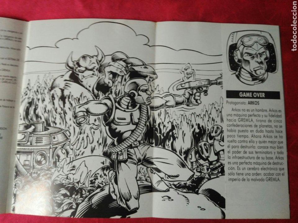 Videojuegos y Consolas: JUEGO MSX LO MEJOR DE DINAMIC - Foto 5 - 197210432