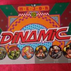 Videojuegos y Consolas: JUEGO MSX LO MEJOR DE DINAMIC LEER DESCRIPCION. Lote 197210432