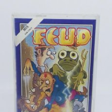 Videojuegos y Consolas: FEUD PARA MSX CINTA CASETTE. Lote 197630296