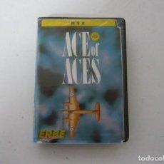 Videojuegos y Consolas: ACE OF ACES / ESTUCHE / MSX / RETRO VINTAGE / CASSETTE - CINTA. Lote 197759587
