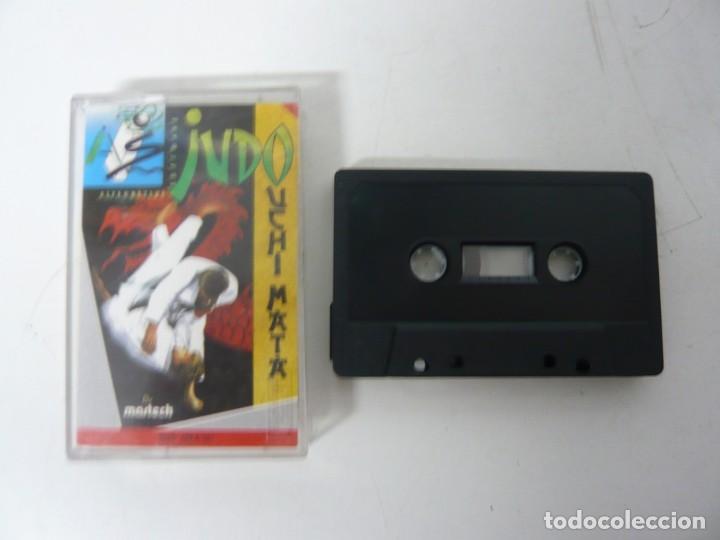 JUDO UCHI MATA / JEWEL CASE / MSX / RETRO VINTAGE / CASSETTE - CINTA (Juguetes - Videojuegos y Consolas - Msx)