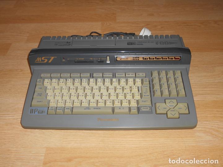 Videojuegos y Consolas: Ordenador MSX Turbo R PANASONIC FS A1ST Funcionando Perfectamente COMO NUEVO - Foto 2 - 198940946