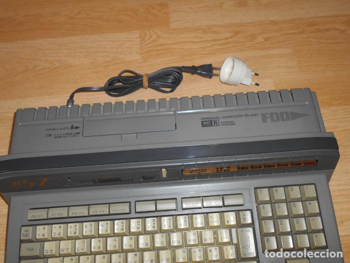 Videojuegos y Consolas: Ordenador MSX Turbo R PANASONIC FS A1ST Funcionando Perfectamente COMO NUEVO - Foto 3 - 198940946