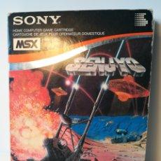 Videojuegos y Consolas: JUEGO DE CARTUCHO MSX SENJYO (HIT BIT, 1984) COMPROBADO FUNCIONA. Lote 200262428
