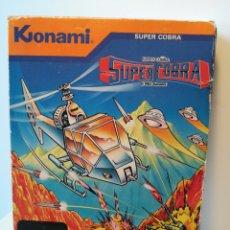 Videojuegos y Consolas: JUEGO DE CARTUCHO MSX SUPER COBRA (KONAMI, 1983) COMPROBADO FUNCIONA. Lote 200263621
