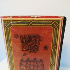 Videojuegos y Consolas: JUEGO MSX CASSETTE KNIGHT LORE (ERBE). Lote 200272993