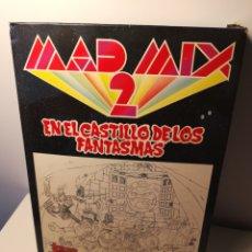 Videojuegos y Consolas: JUEGO MSX CASSETTE MAD MIX 2 EN EL CASTILLO DE LOS FANTASMAS (TOPO SOFT, 1990). Lote 200281877