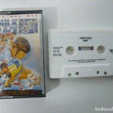 Videojuegos y Consolas: MILK RACE / JEWEL CASE / MSX / RETRO VINTAGE / CASSETTE - CINTA. Lote 201276406