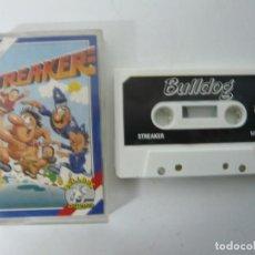 Videojuegos y Consolas: STREAKER / JEWEL CASE / MSX / RETRO VINTAGE / CASSETTE - CINTA. Lote 201276485