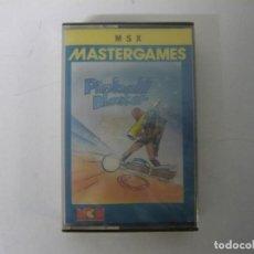 Videojuegos y Consolas: PINBALL BLASTER / NUEVO - PRECINTADO / JEWEL CASE / MSX / RETRO VINTAGE / CASSETTE - CINTA. Lote 201276533