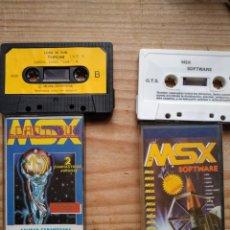 Videojuegos y Consolas: JUEGOS MSX. Lote 201976067