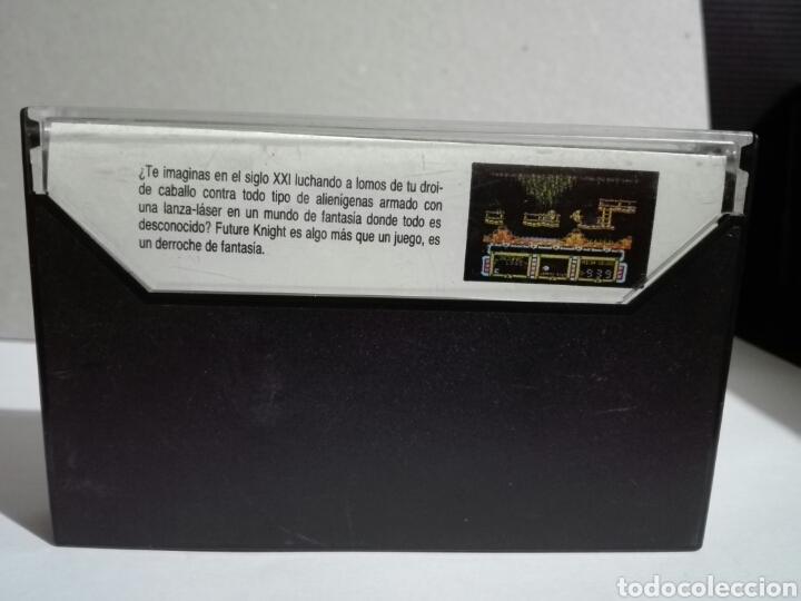 Videojuegos y Consolas: -FUTURE KHIGHT -ERBE -1986- CASSETTE -JUEGO MSX - Foto 2 - 204847933