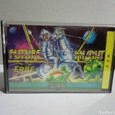 Videojuegos y Consolas: -FUTURE KHIGHT -ERBE -1986- CASSETTE -JUEGO MSX. Lote 204847933