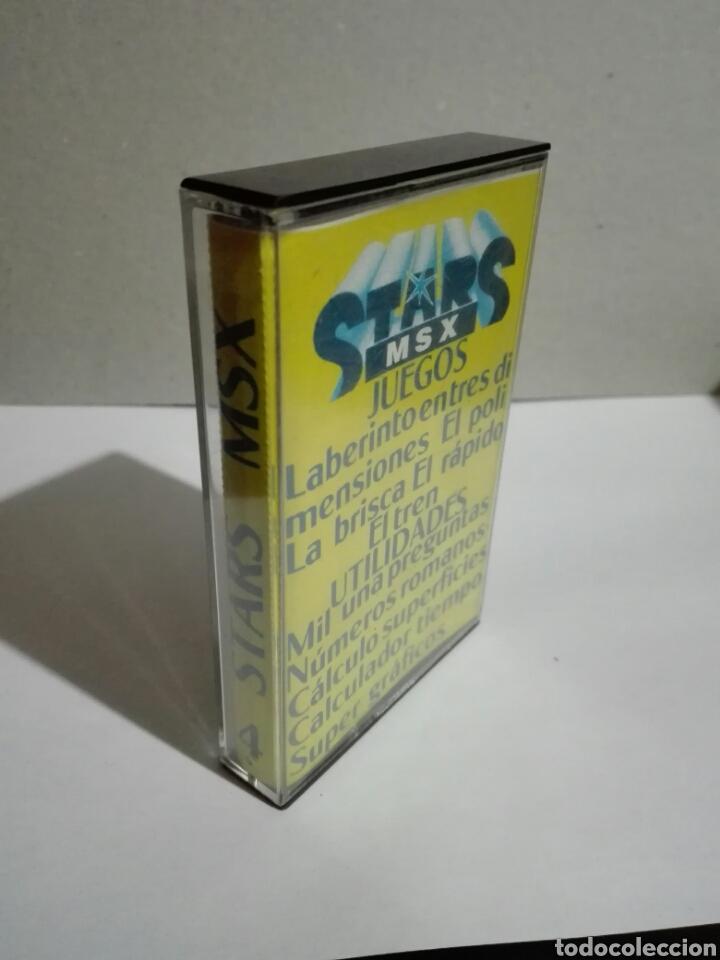Videojuegos y Consolas: -STAR MSX 4- EXTRA DE NAVIDAD- JUEGO Y UTILIDADES -EN CASSETTE- MSX - Foto 3 - 204847972