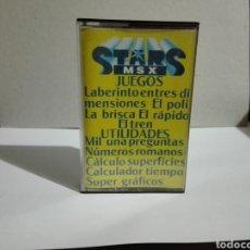 Videojuegos y Consolas: -STAR MSX 4- EXTRA DE NAVIDAD- JUEGO Y UTILIDADES -EN CASSETTE- MSX. Lote 204847972