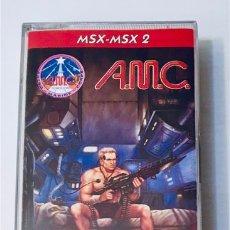 Videojuegos y Consolas: ASTRO MARINE CORPS AMC A.M.C. [DINAMIC SOFTWARE] 1989 CREEPSOFT [MSX]. Lote 205053440