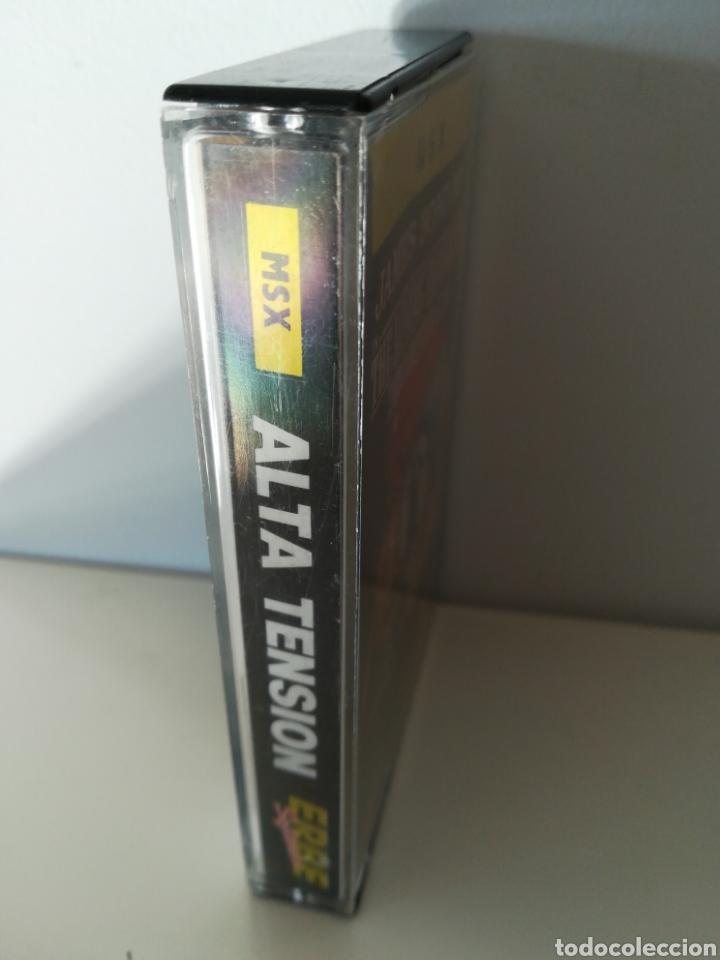 Videojuegos y Consolas: Juego MSX casete James Bond 007 Alta Tensión (Erbe, 1987) - Foto 3 - 206258927