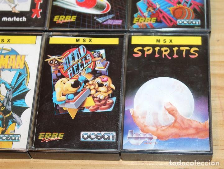 Videojuegos y Consolas: EL LINGOTE - MSX - COMPLETO - ERBE SOFTWARE - TOPO SOFT - OCEAN - US GOLD - 10 JUEGOS - Foto 2 - 206847336
