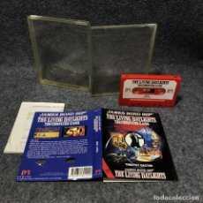 Videojuegos y Consolas: JAMES BOND 007 IN THE LIVING DAYLIGHTS MSX. Lote 207086448