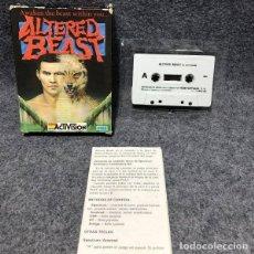 Videojuegos y Consolas: ALTERED BEAST MSX. Lote 207086458