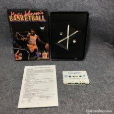 Videojuegos y Consolas: MAGIC JOHNSONS BASKETBALL MSX. Lote 207086468