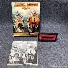 Videojuegos y Consolas: ANGEL NIETO POLE 500 MSX. Lote 207086472