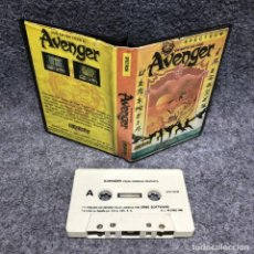 Videojogos e Consolas: THE WAY OF THE TIGER AVENGER SINCLAIR ZX SPECTRUM. Lote 207433351