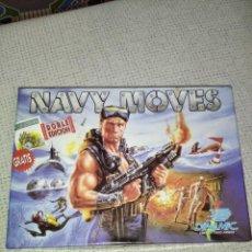 Videojuegos y Consolas: NAVY MOVES MSX. Lote 208428793