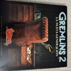 Videojuegos y Consolas: GREMLINS 2 MSX. Lote 208429045