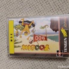 Videojuegos y Consolas: TOOBIN MSX. Lote 208429310