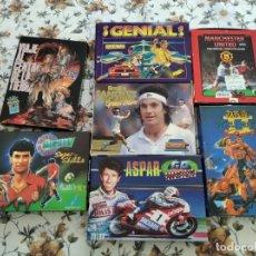 Videojuegos y Consolas: DIVERSOS JUEGOS MSX. Lote 208486042