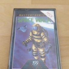 Videojuegos y Consolas: JUEGO FORMATO CASSETTE MSX MSX2 SPACE WALK MASTERTRONIC BUEN ESTADO FUNCIONANDO. Lote 208655691