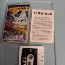 Videojuegos y Consolas: TERMINUS MSX. Lote 209060942